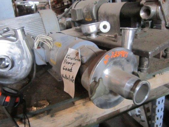 FPX712-120 Pump, Centrif., 2 HP,