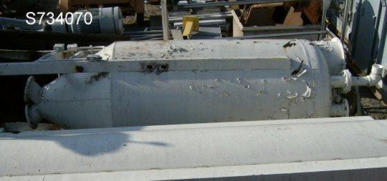 Tank, 600 Gallon, C/st, 4'