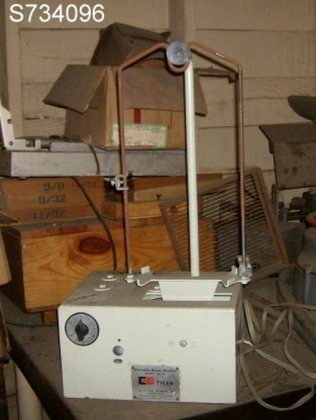 RX-24 Screen, Tyler, Sifter, Lab,