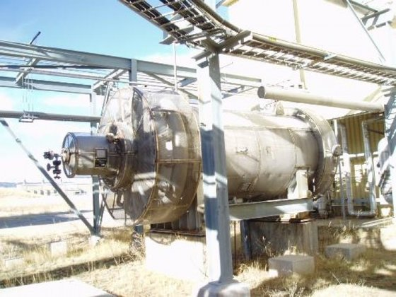 process Combustion Corp Heater, Air,