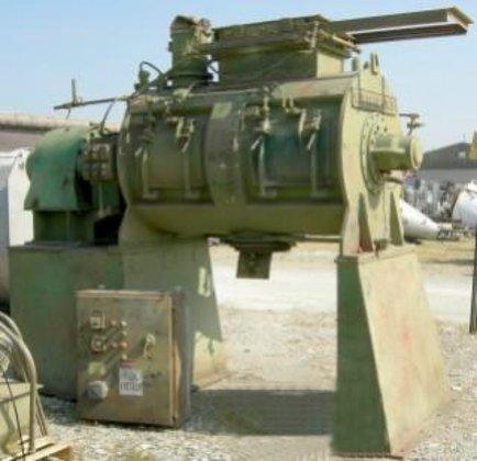 Littleford FKM 1200-E Mixer, FKM-1200-D,