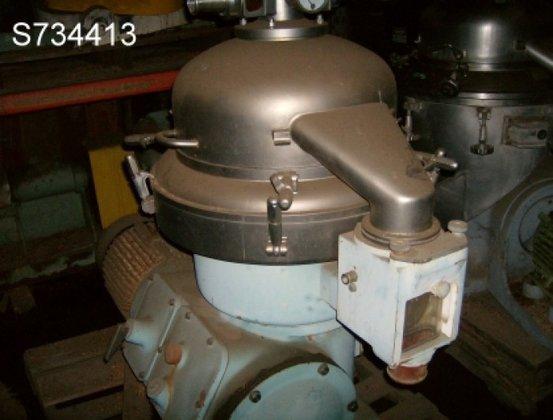 Alfa Laval BRPX207SGP74C60, Centrifuge, Disc,