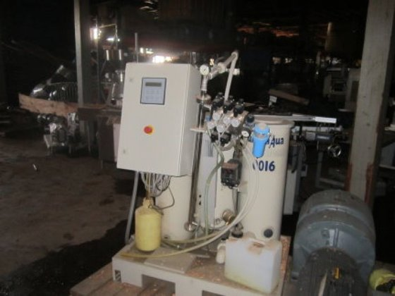 0016 AC Filter, Ultrafiltration, Auto