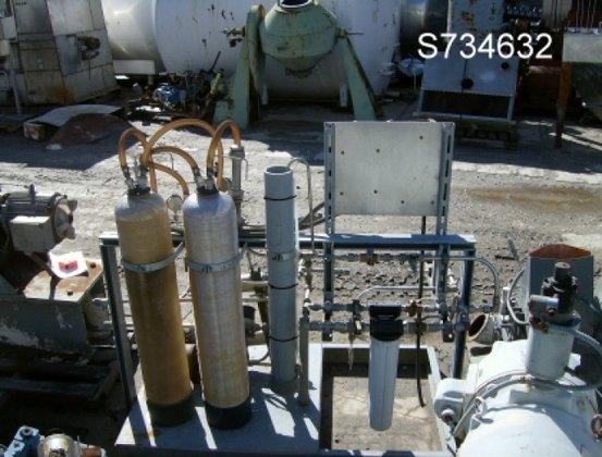 Filter, Ultrafiltration, Twin Pumps, 1.5