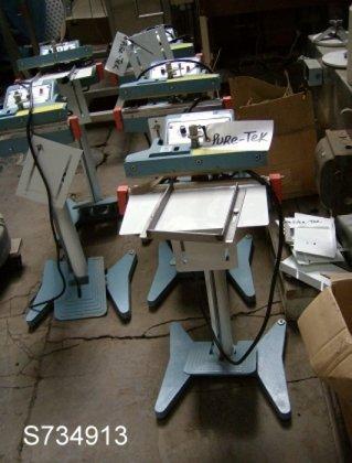 A1E-300FL Sealer, Bag, Foot Impulse,