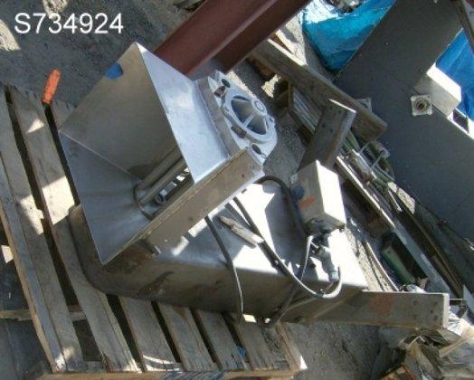 Colton Mill, Granulator, Hopper, S/st,