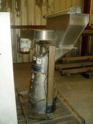 Mill, Chopper, Commercial, S/st, 3