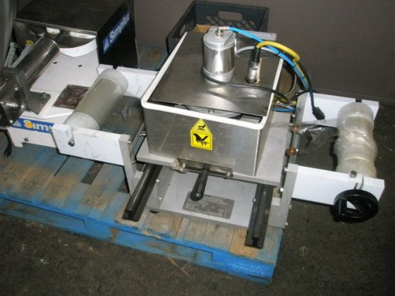 Packaging Technology TS Sealer, Tray,