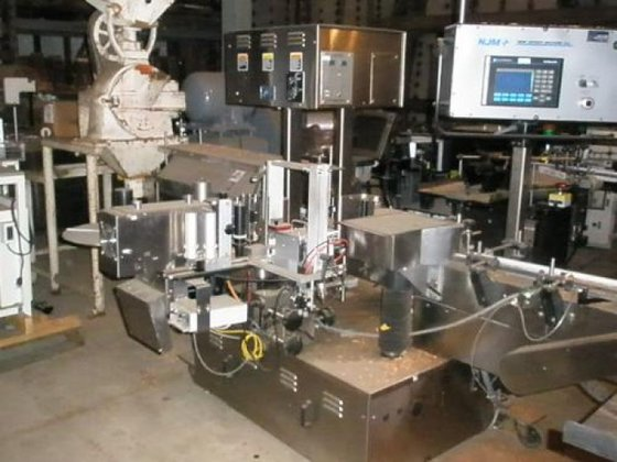 #334RSP-163 Labeler, Pressure Sensitive, New