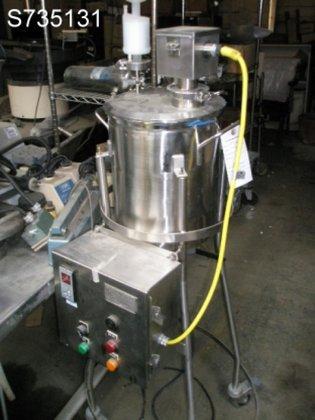 process engineering Tank, 7 Gallon,