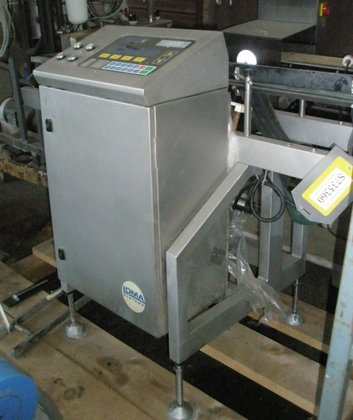 Loma 6000 PWT Scale, Checkweigher,
