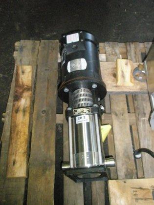 2-100 Pump, Centrif., 3 HP,