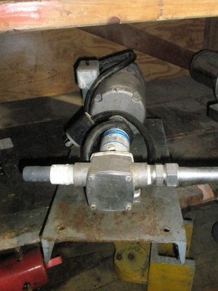 ITT Jabsco 30520-0000 Pump, Positive,