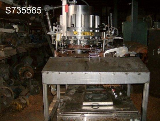 RPE-414 RB1-LH Filler, Piston, 14-Head,
