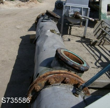 Heat Exchanger, Shell & Tube,