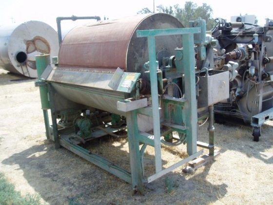 RVM 160 02 Filter, Rotary,