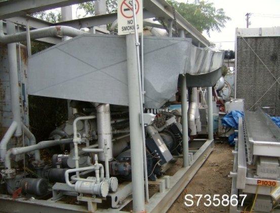 HWSC100DAR Refrig, Chiller, 86 Ton,