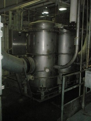 Environmental Filters (2) Dust Collector,