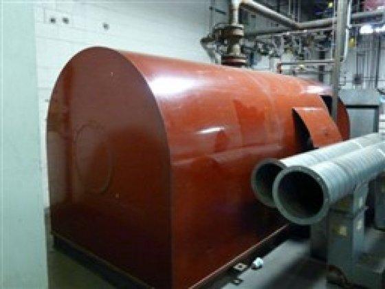 FD18256-2 Fire System, Chemetron, Mdl,