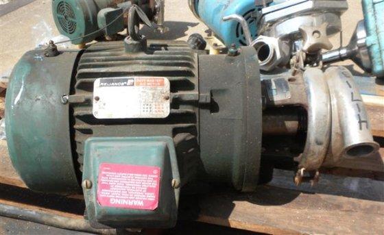Cherry Burrell 4AHE-F Pump, Centrif.,