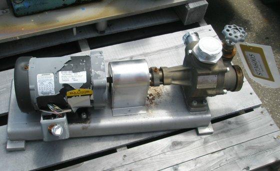 20DV Pump, Centrif., 0.50 HP,