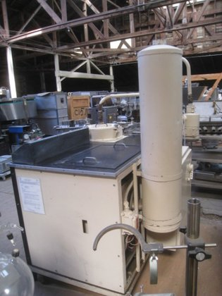 "12"" Separator, Air Classifier, 12"","