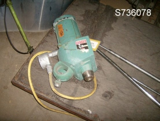 XJ-87 Mixer, Agitator, 7/8 HP,