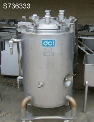 DCI Tank, 40 Gallon, 316