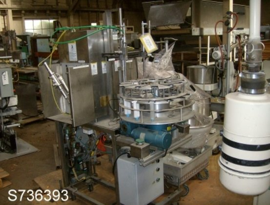 Filamatic DAB-8-2 Filler, Piston, 2-Head,
