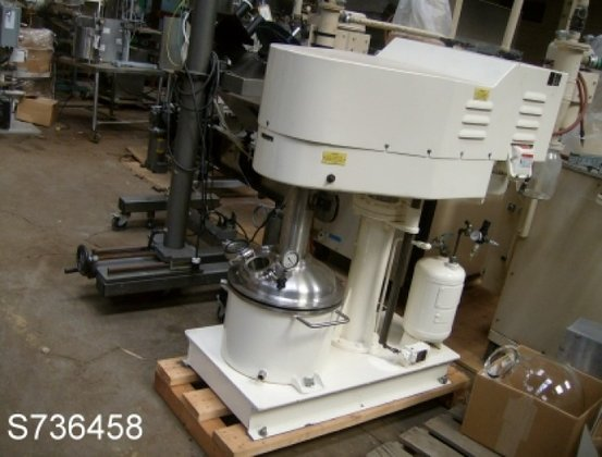 Premier CSD/V-3/2 Prem-a-Mix disperser Mixer,