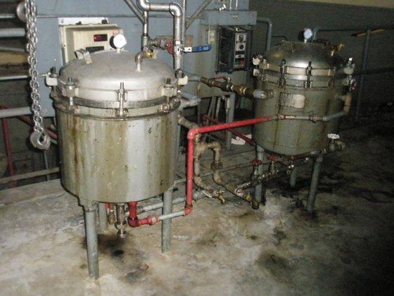 Sparkler 18-S-11 Filter, Pressure Leaf,