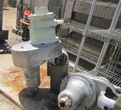 GA-4 Mixer, Agitator, Mixmor, (2)