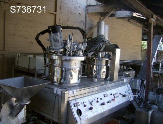 Mixer, Planetary, Fillworth, 7 Gallon,