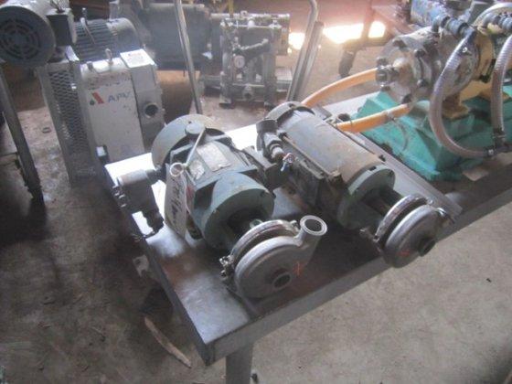 Pump, Centrif., 2 HP, 1-1/4