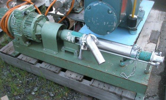 Lenze Pump, Moyno, Type 11.740.04.00,