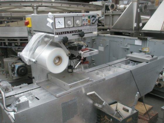 Multivac Sealer, Tray, Type M811D,