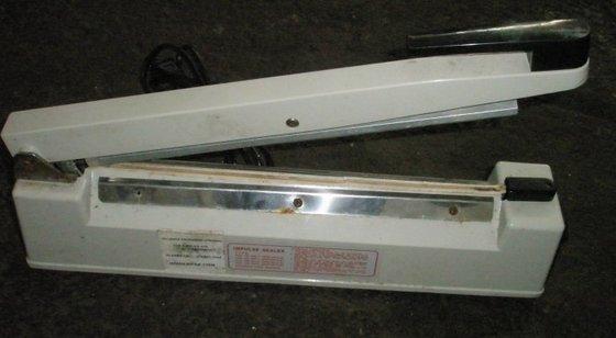 PCS-300 Sealer, Bag, Impulse, Pro