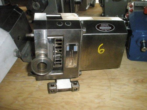 SLBS/0081 Pump, Positive, S/st, Sterilobe,