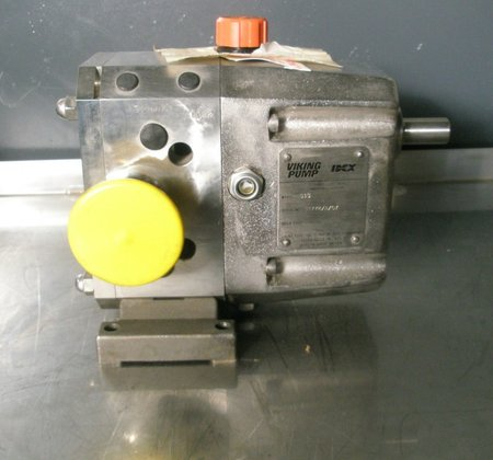 Viking S1S Pump, Positive, S/st,