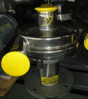 "Wright Pump, Centrif., S/st, 2.5"""