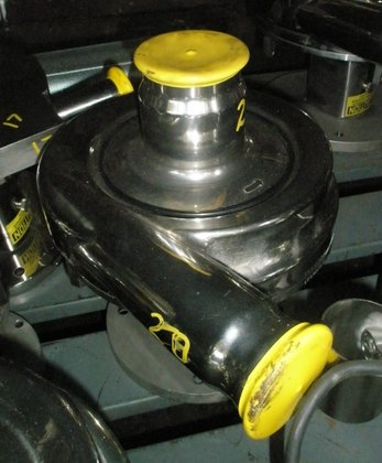 "Wright Pump, Centrif., S/st, 2.25"""