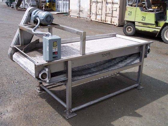 """Conveyor, Belt, 30"""" X 6.5',"""