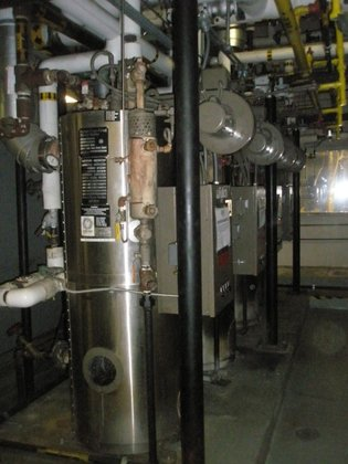 Fulton ICS 9 Boiler, 9.5