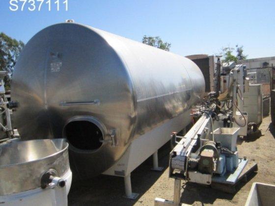 Tank, 5, 000 Gallon, S/st,