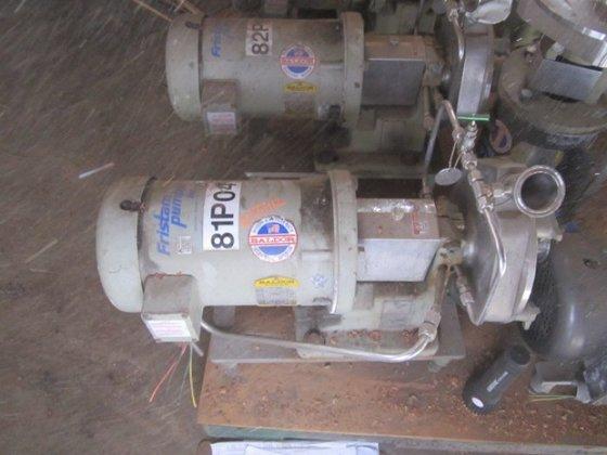 FP732-150 Pump, Centrif., 7.5 HP,