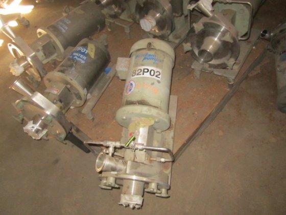 FP732-140 Pump, Centrif., 7.5 HP,