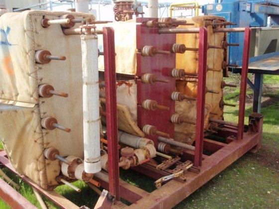 Alfa Laval Heat Exchanger, Plate,