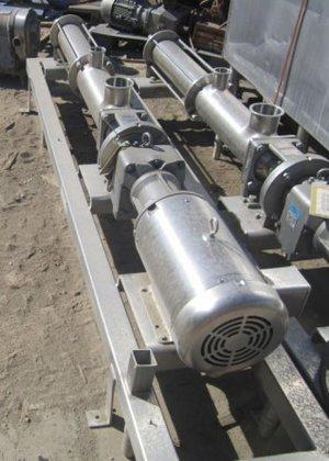 CFB2GDJB3SAA Pump, Moyno, Mdl CFB2G5JB3SAA,