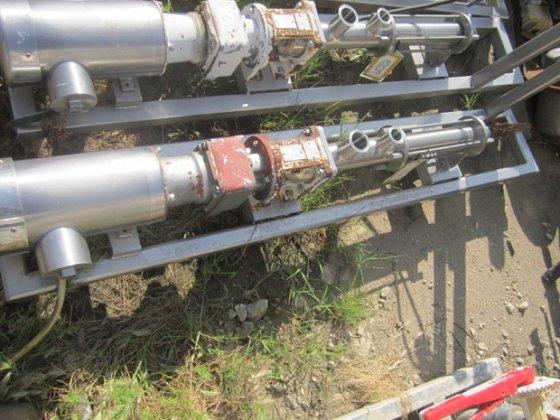 CFB2DSJB3SAE Pump, Moyno, 2 HP,