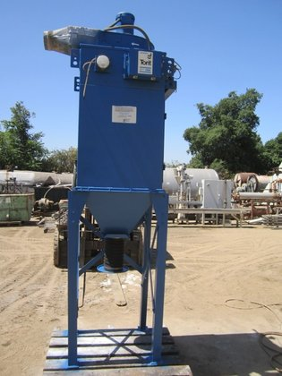 TD-265 Dust Collector, Baghouse, 540